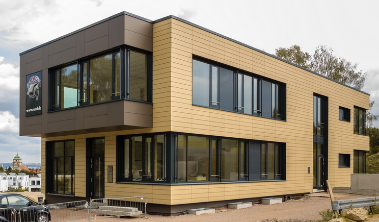 neubau eines verwaltungsgeb udes architekturb ro ferdinand weber regensburg. Black Bedroom Furniture Sets. Home Design Ideas