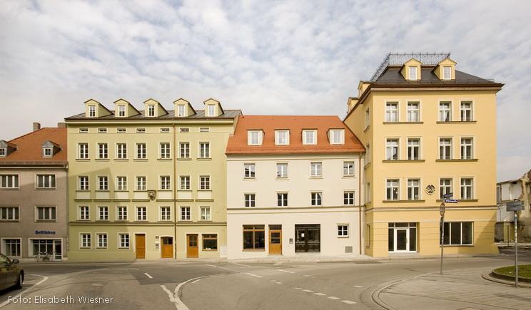 trunzerblock architekturb ro ferdinand weber regensburg. Black Bedroom Furniture Sets. Home Design Ideas